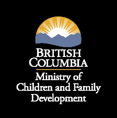 British Columbia Ministry of Children and Family Development logo