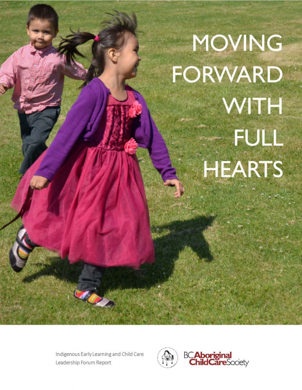 Moving Forward with Full Hearts cover image
